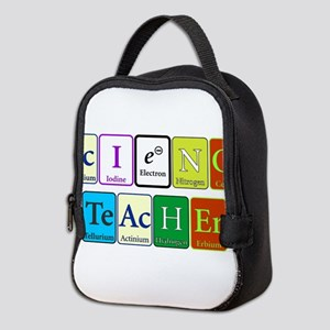 Science Teacher Neoprene Lunch Bag
