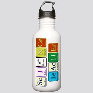 Science Teacher Stainless Water Bottle 1.0l