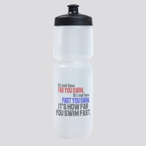 Swim Fast Sports Bottle