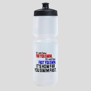 Swim Fast Sports Bottle