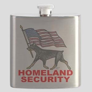DOBERMAN HOMELAND SECURITY Flask