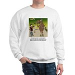 Horse Play Sweatshirt