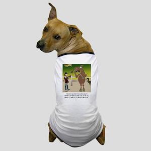 Horse Play Dog T-Shirt