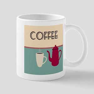 Retro Coffee Mugs