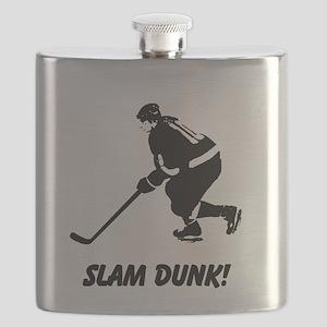 Sports-Hockey Flask