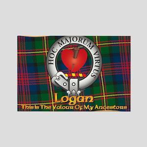 Logan Clan Magnets