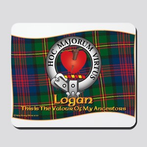 Logan Clan Mousepad