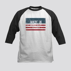Made in Redwood Valley, California Baseball Jersey