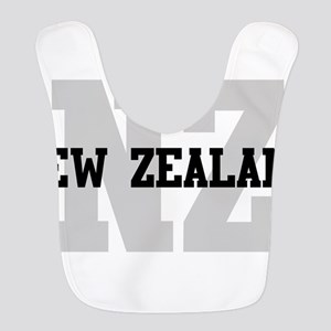 NZ New Zealand Bib