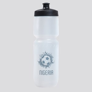 Nigeria Football Sports Bottle
