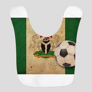 Vintage Nigeria Football Bib