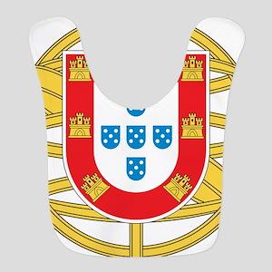 Portugal Coat Of arms Bib