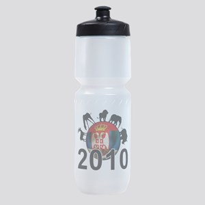 Serbia World Cup 2010 Sports Bottle