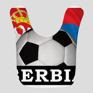 Football Serbia Bib