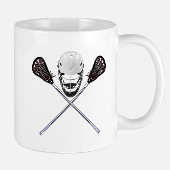 Lacrosse Pirate Mugs