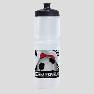 Korea Republic Sports Bottle