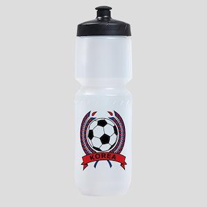 Football Korea Sports Bottle