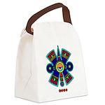 glyph2 Canvas Lunch Bag