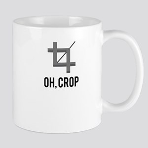 Oh, Crop Mugs