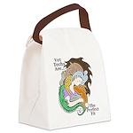 Vet Tech Perfect Fit Canvas Lunch Bag