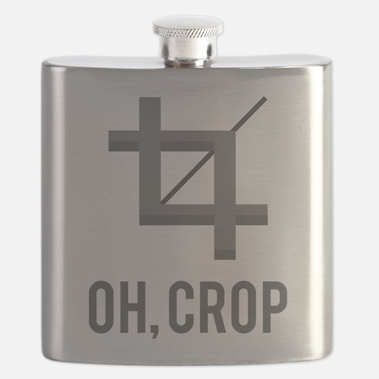 Oh, Crop Flask
