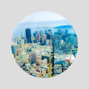 """Urban Dimensions SF 3.5"""" Button"""