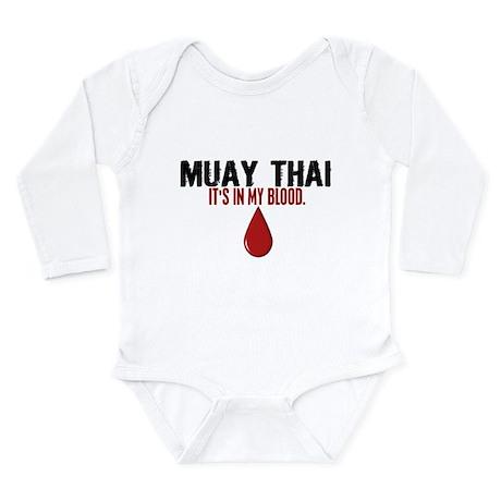 In My Blood (Muay Thai) Body Suit