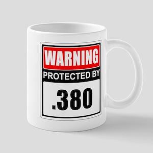 Warning .380 Mugs
