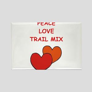trail mix Magnets