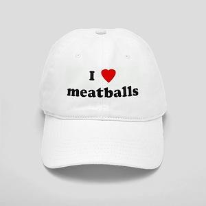 I Love meatballs Cap