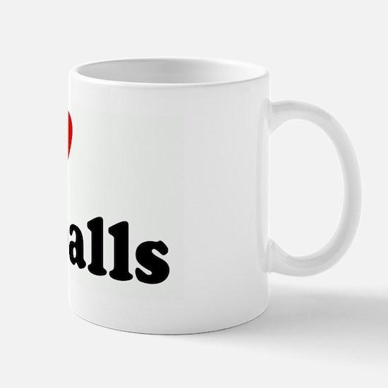 I Love meatballs Mug