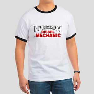 """""""The World's Greatest Diesel Mechanic"""" Ringer T"""