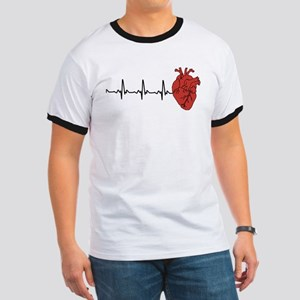 Heart Cardiograph Ringer T