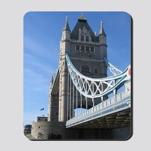 Tower Bridge London England UK Mousepad