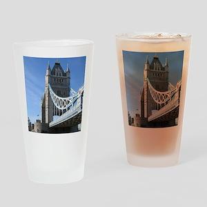 Tower Bridge London England UK Drinking Glass