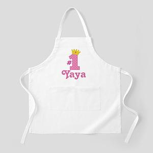 Yaya (Number One) Apron