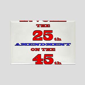 Invoke the 25th Amendment Magnets