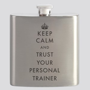 Keep Calm and Trust Your Personal Trainer Flask
