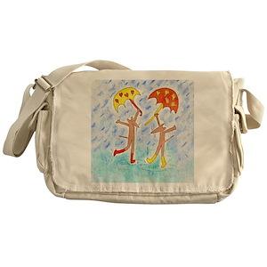 cec086179066 Valentine Mice Messenger Bags - CafePress