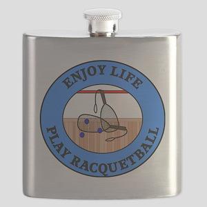 racquetball4 Flask