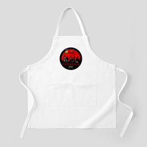 Hell's Kitchen Pizza Logo CLI BBQ Apron