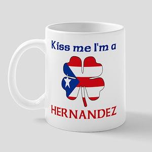 Hernandez Family Mug