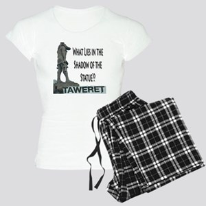 tawaret shadow Women's Light Pajamas