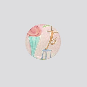 ice cream mouse colour change 6x7 Mini Button