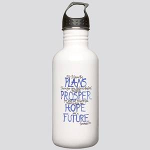 Jer 2911 - 200 Stainless Water Bottle 1.0L