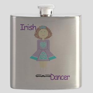 irishdancertee3 Flask