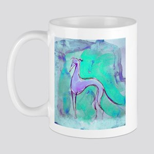 Blues Hound Mug