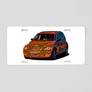 2003 Chrysler PT Cruiser Aluminum License Plate