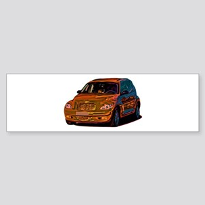 2003 Chrysler PT Cruiser Bumper Sticker