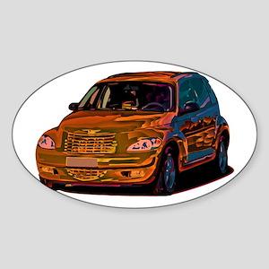 2003 Chrysler PT Cruiser Sticker